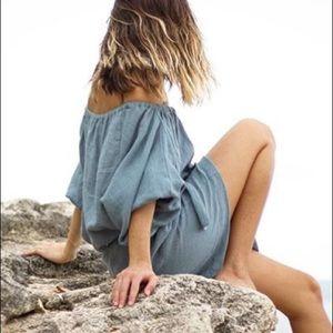 Gillia Clothing Linen Ella Dress